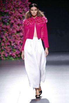 Juana Martín  Fashion Week Madrid Primavera - verano 2017