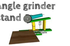 The 27 Best Grinder Stand Images On Pinterest Welding