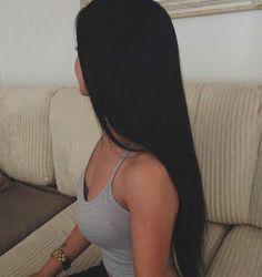 nackte schwarze frauen mit langen haaren