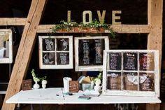 Rustikale Mint + Gold Barn Wedding: Olivia + Greg
