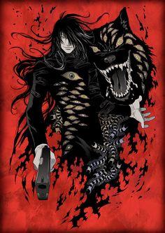 Alucard [ Hellsing ]