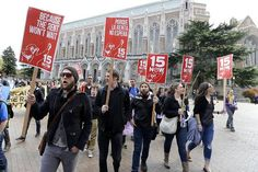 Seattle's Minimum-Wage Education - When a wage floor goes up, hours worked and employment go down.
