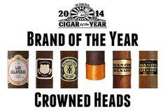 2014 cigar brand of the year award