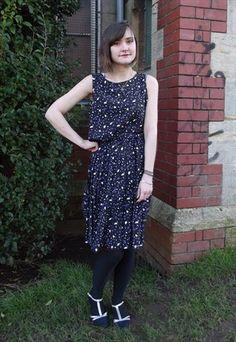 Vintage Two Piece Vest Top Pleated Skirt Co-ords Set £25 http://asos.mp/bristol-saint-vintage