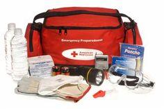 Ready-To-Go Emergency #Preparedness Kit | Red Cross Store $40.00