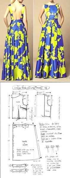 Amazing Sewing Patterns Clone Your Clothes Ideas. Enchanting Sewing Patterns Clone Your Clothes Ideas. Sewing Dress, Dress Sewing Patterns, Diy Dress, Sewing Clothes, Clothing Patterns, Pattern Sewing, Pattern Dress, Fashion Sewing, Diy Fashion