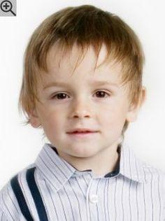 Boys Haircut With A Longer Crown Area For The Kids Pinterest - Boy haircut razor