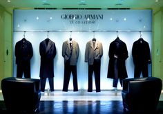 Giorgio Armani at Selfridges London Paris In October, Selfridges London, Retail Solutions, Department Store, Store Design, Giorgio Armani, South Korea, Product Launch