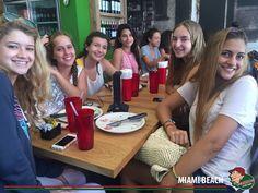 Te mostramos un poquito mas de Lo de Carlitos Miami Beach! Los esperamos con los mas ricos panqueques de Argentina!!!