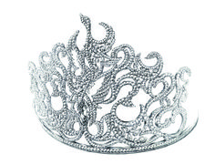 an imperial crown