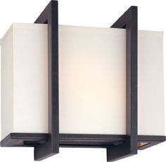 Troy Lighting B2452 Two Light Wall Sconce from the Barrett Collection Deep Bronze Indoor Lighting Wall Sconces