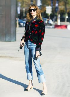 50 Must-See Spring Street Style Outfits to Bookmark Now via @WhoWhatWearUK