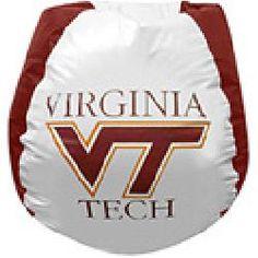 Bean Bag Boys Virginia Tech Hokies Bean Bag Chair