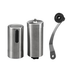 US $5.09  Supreme Quality Manual Coffee Grinder Stainless Steel Kitchen Hand Manual Grind Coffee Bean Burr Grinder Mill Tool (00237)-in Coffee Grinders from Home & Garden on Aliexpress.com | Alibaba Group