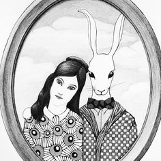"""@aliceandtherabbit.at on Instagram: """"I love black and white. ▪️ ▪️ ▪️ ▪️ ▪️ #illustration #art #bookillustration #pattern #graphic #illustrationartist #illustratorsoninstagram…"""" Illustration Art, Illustrations, Sketches, Princess Zelda, Black And White, Pattern, Fictional Characters, Instagram, Drawings"""