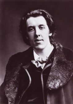 Oscar Wilde | photographed by Elliott & Fry | half-plate glass negative, 1881