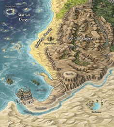 Story Realms Map Preview by Djekspek on deviantART