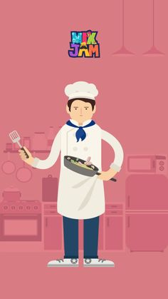 Chefs make us delicious and healthy meals. Good food will  make you feel great when you are eating them, and make you healthy afterward.