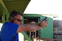 Fighting the Flinch: Mastering Recoil in a Handgun
