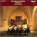 """""""Transcriptions"""" by Stockholm Guitar Quartet - Opus 3"""