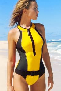 Love this swim suit! Body glove!