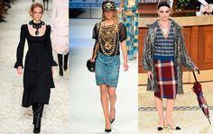 Tom Ford/ Moschino/Chanel #tendencias #moda #otoño2015 #invierno2015