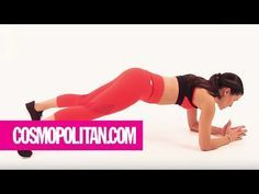 How to Get a Flat Stomach - 4 Week Abs Workout Challenge and Exercise Videos
