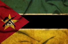 The Mozambique flag