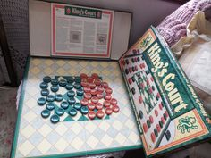 King's Court Game of Supercheckers from by Daysgonebytreasures, $38.00