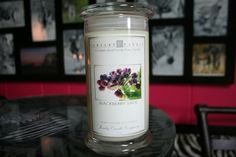Luscious blackberries intermingled with subtle hints of fresh cut herbs.