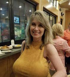 Nancy brown boob