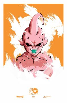 Majin Buu - Visit now for 3D Dragon Ball Z compression shirts now on sale! #dragonball #dbz #dragonballsuper