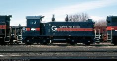 RailPictures.Net Photo: ST 1424 Guilford Rail System EMD SW9 at Waterville, Maine by MEC407