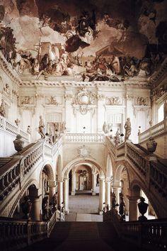 Wurzburg Residence, Germany #travel #photography