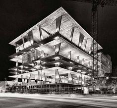 Herzog & DeMeuron /// Car park, 1111 Lincoln Road mixed use development /// 2005-10 /// Miami, Florida, USA