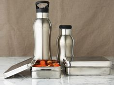 Stainless Lunch Sets