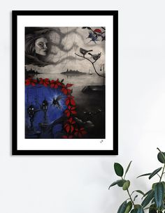 «Lhasa de Sela», Exclusive Edition Art Print by Stavroula Christopoulou - From 29€ - Curioos