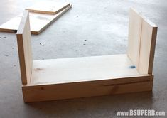 Beautiful DIY Wood Crate - step by step tutorial Small Wooden Crates, Wood Crates, Wood Projects, Woodworking Projects, Sandpaper, Minwax, Dark Walnut, Build Your Own, Craft Stores