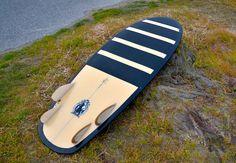 McCallum, MFord. Surfboard Skateboard, Longboard Design, Surf Design, Surf Boards, Surf City, Travel Light, Sled, Skateboards, Board Ideas