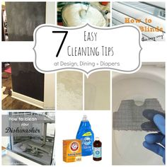 7 Easy Cleaning Tips ! For A Thorough Spring Cleaning ! House Cleaning Services, House Cleaning Tips, Car Cleaning, Spring Cleaning, Cleaning Hacks, Cleaning Blinds, Cleaning Solutions, Cleaning Supplies, Interior Design Instagram