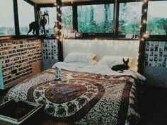 if you want to have an indian tumblr room Just buy new thinks like big pillow, faire lights , tapestry and so on. Dont forget every Tumblr room needs pictures! Just take some from you and your friends and safe them.