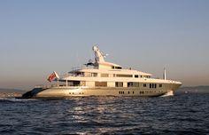 Flying Fox #superyacht #yachtorganiser #nobiskrug
