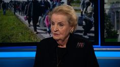 "Former US Secretary of State Madeleine Albright said she would ""stand ready"" to register as Muslim if Donald Trump takes executive action that affects immigrants traveling to the US.  ""I was raised Catholic, became Episcopalian & found out later my family was Jewish. I stand ready to register as Muslim in #solidarity,"" she tweeted Wednesday."