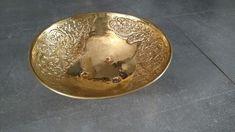 Brass Metal, Decorative Bowls, Home Decor, Decoration Home, Room Decor, Home Interior Design, Home Decoration, Interior Design