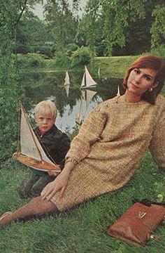 Ladies Home Journal - October, 1964 Vintage Children, Magazines, Retro Vintage, Fashion Photography, October, Vintage Fashion, Spring Summer, Journal, Artwork
