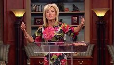 "Beth Moore: ""The Magnificent Miracle of Freedom,"" part 3"