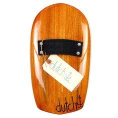 Dutch The Truth Wooden Handplane