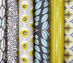 Spoonflower -- Katrien by Heather Dutton/Hang Tight Studio   Gorgeous line!!  $18/yard