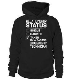 Dental Laboratory Technician - Relationship Status