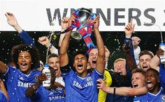 Chelsea Youth Cup Winners 2014 (Up & Coming Legends of the Future)!